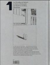 Verso de Les cités obscures -INT1- Livre 1