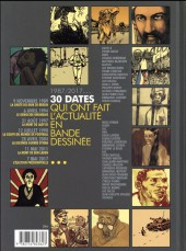 Verso de Le jour où... -3- France Info, 30 années d'actualité