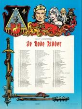 Verso de Rode Ridder (De) -106- De levende doden