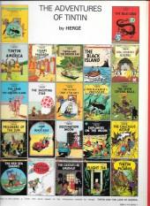 Verso de Tintin (The Adventures of) -6b83- The Broken Ear
