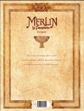 Verso de Merlin - Le Prophète -INT- Intégrale