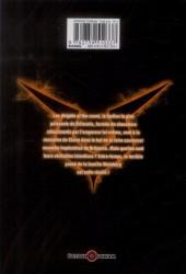 Verso de Code Geass - Shikkoku no Renya -5- Tome 5