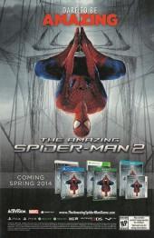 Verso de Amazing Spider-Man (The) Vol.3 (Marvel comics - 2014) -1VC- issue 1
