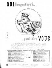 Verso de Garry (sergent) (Imperia) (1re série grand format - 1 à 189) -19- Week-end sur Hambourg