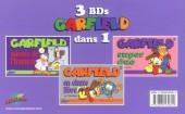 Verso de Garfield (Presses Aventure - A l'italienne) -INT05- Poids Lourd #5