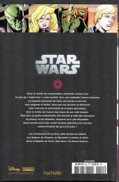 Verso de Star Wars - Légendes - La Collection (Hachette) -5560- Les ombres de l'empire - II. Evolution