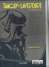 Verso de Tanguy et Laverdure - La Collection (Hachette) -29- Menace sur Mirage F1