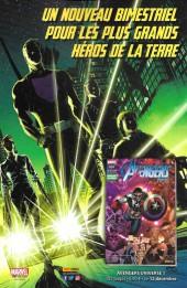Verso de Iron Man & Avengers -7- Le Grand Ménage