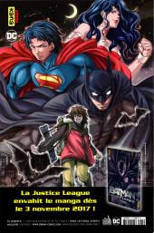 Verso de Suicide Squad Rebirth (DC Presse) -5- Justice League VS Suicide Squad (1/3)
