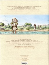 Verso de Le voyage des pères - Tome INTc17