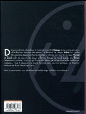 Verso de Soul Keeper -8- Tome 8