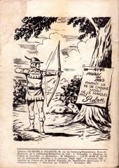 Verso de Cartouche (Jeunesse et Vacances) -3- Cartouche et le testament