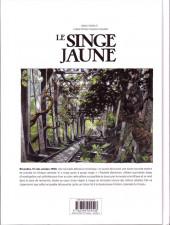 Verso de Le singe Jaune - Le Singe Jaune