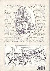 Verso de India dreams -CC1- West end (carnet de croquis)