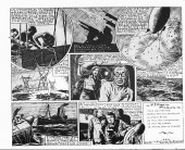 Verso de À travers le monde (1re série) -6- Le voleur de courant