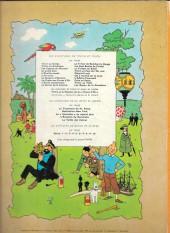 Verso de Tintin (Historique) -16B35- Objectif lune