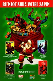 Verso de Spider-Man Universe (Marvel France 3e série) -3- Le monde obscur