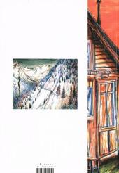 Verso de Histoires de montagnes