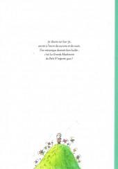 Verso de (AUT) Montel - La Grande machinerie du petit n'importe quoi