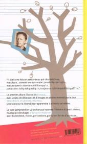 Verso de (AUT) Bloch - Le Petit oiseau qui chantait faux