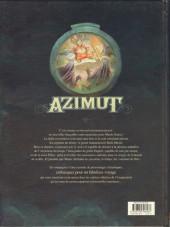 Verso de Azimut (Lupano/Andréae) -4- Nuées noires, voile blanc
