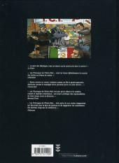 Verso de Les phalanges de l'ordre noir -f2000- Les Phalanges de l'Ordre Noir