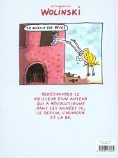 Verso de La vie compliquée de Georges le Tueur -b2003- Georges le tueur