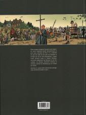 Verso de Le cimetière des Innocents -1- Oriane et l'Ordre des morts