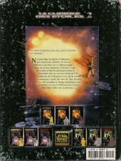 Verso de Star Wars - Albums BD -Photo -10- La guerre des etoiles 2