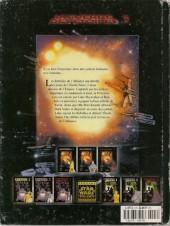 Verso de Star Wars - Albums BD -Photo -11- La guerre des etoiles 3