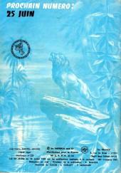 Verso de Kalar -67- Le monstre du lac