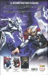 Verso de Mighty Thor (Marvel Deluxe) -1- Le puissant Tanarus