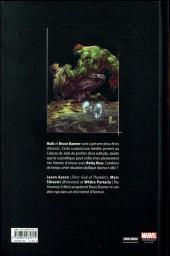 Verso de Hulk (Marvel Dark) -1- La Séparation