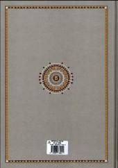 Verso de Voyage au centre de la terre (Berton) - Voyage au centre de la terre