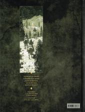 Verso de Duke (Hermann) -2- Celui qui tue