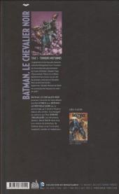 Verso de Batman, le Chevalier Noir -1a13- Terreurs nocturnes