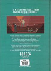 Verso de Borges - Le labyrinthe de l'infini