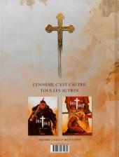 Verso de Ira Dei -1- L'Or des Caïds