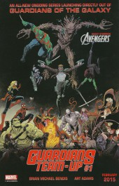 Verso de Amazing Spider-Man (The) (2014) -13- Spider-verse part five: Spider-men: no more