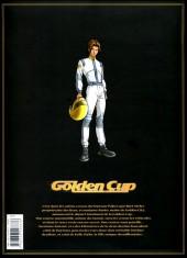 Verso de Golden Cup -INT2- L'intégrale - Tomes 4 à 6