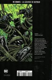 Verso de DC Comics - La légende de Batman -962- Terreurs nocturnes
