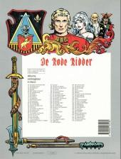 Verso de Rode Ridder (De) -144- De Alchemist