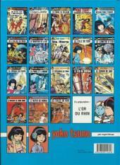 Verso de Yoko Tsuno -17a92- Le Matin du Monde