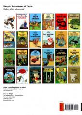 Verso de Tintin (The Adventures of) -1b- The Adventures of Tintin Reporter for