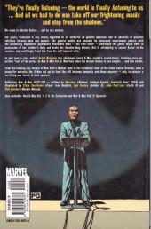 Verso de New X-Men (2001) -INT03- New Worlds