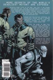 Verso de New X-Men (2001) -INT05- Assault On Weapon Plus