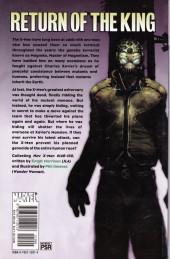 Verso de New X-Men (2001) -INT06- Planet X