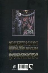 Verso de Hellboy (Delcourt) -16- Le Cirque de minuit
