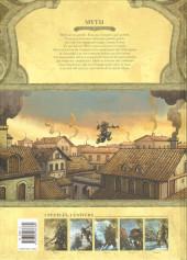 Verso de Orcs & Gobelins -2- Myth