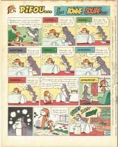 Verso de Vaillant (le journal le plus captivant) -1123- Vaillant